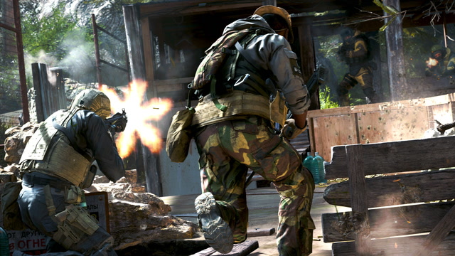 Everything We Know About Call of Duty: Modern Warfare Gunfight