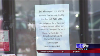 Del's Cafe closes its doors