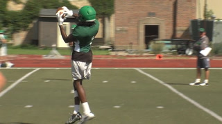 UND's wide receivers carrying chemistry from summer into the preseason