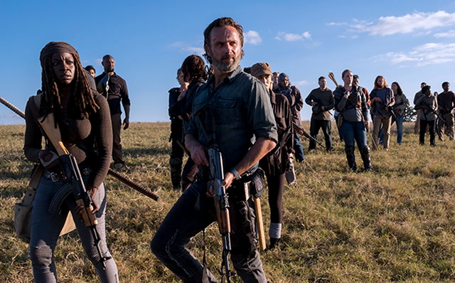 The Walking Dead Star Andrew Lincoln To Leave Series Midway Through Season 9