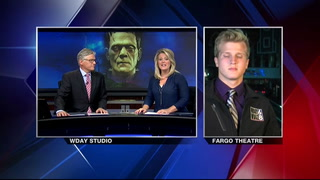Concordia Orchestra performs alongside silent Frankenstein film