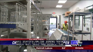 WDAZ gets sneak peek inside new Chick-fil-A