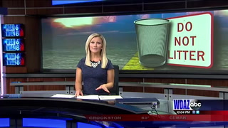 Litter fines to increase 400 percent in ND