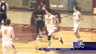 Cobbers big man Wolfe has career game in home loss against Bethel