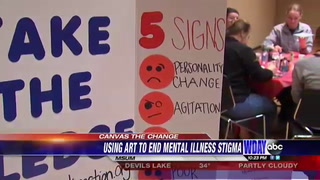 MSUM introduces canvas painting to uncover mental illness