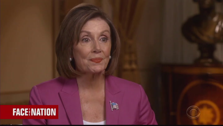 "Pelosi: Responding to what Republicans say on impeachment is a ""waste of time"""