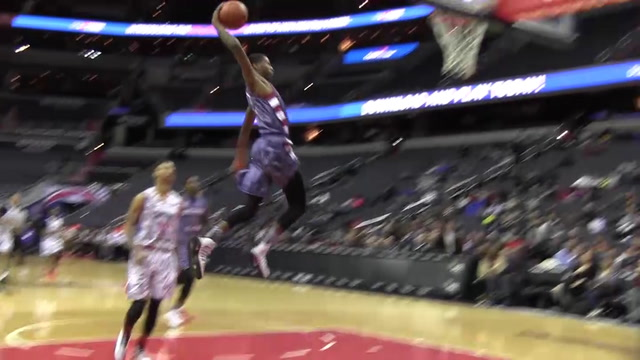 United States All-Stars defeat Capital All-Stars, 113-101, in Capital Classic