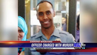 Minneapolis police officer charged with murder