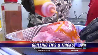 Long standing food truck gives BBQ tips