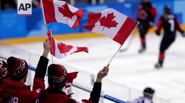 Flags Highlight National Pride at Winter Games