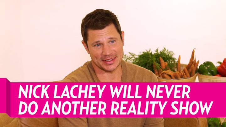 Nick Lachey Vows to Never Do Another Reality Show With His Family After 'Newlyweds' With Ex Jessica Simpson