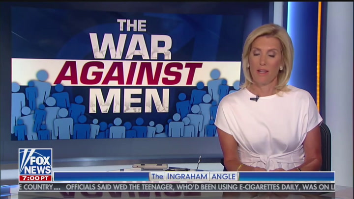 Laura Ingraham: Hollywood 'Pushing the Skinny Jeans, Crop Top, Pajama Boy Version of Masculinity'