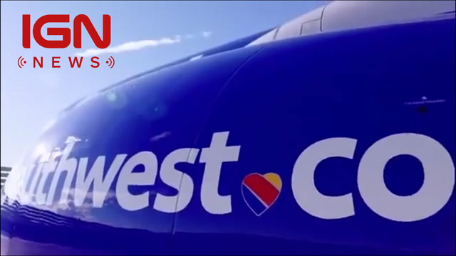 Southwest Airlines Passengers Get Free Switches - IGN