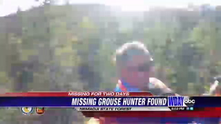 Missing grouse hunter found safe