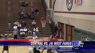 Boys Basketball: West Fargo storms past Central, Sheyenne rallies to beat South