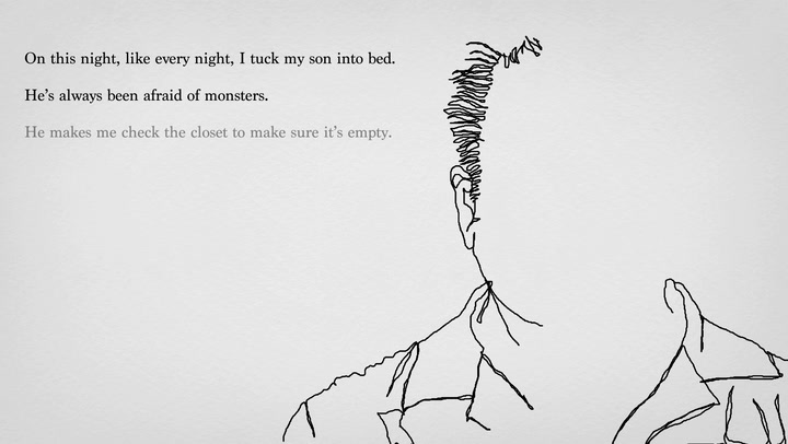 Monsters Aren't Real, But The Thing In The Closet Is