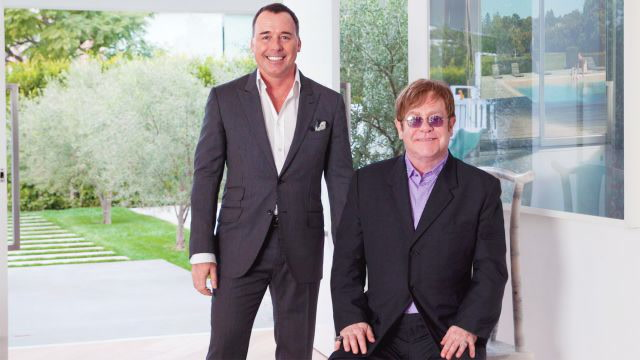 Elton John Has 23 Design Ideas for a Lighter, Brighter Home