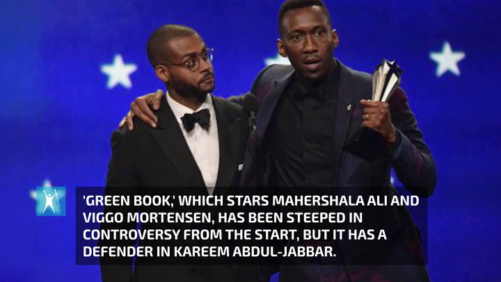 Kareem Abdul-Jabbar Movies like 'Green Book' are not meant