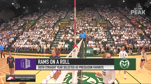 Colorado State Picked As 2019 Preseason Women's Volleyball Favorite