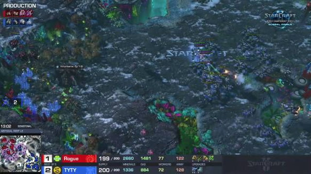 WCS - TY Keeps A Lot Of Tanks Alive