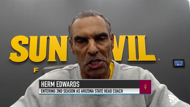 Herm Edwards Previews the 2019 Season and the Arizona State Roster