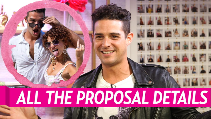 Sarah Hyland Wants to Have a Destination Wedding With Fiance Wells Adams