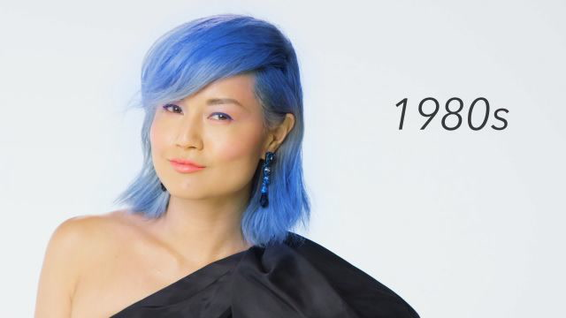 100 Years of Hair Color