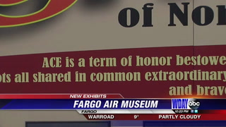 Fargo Air Museum unveils two new exhibits