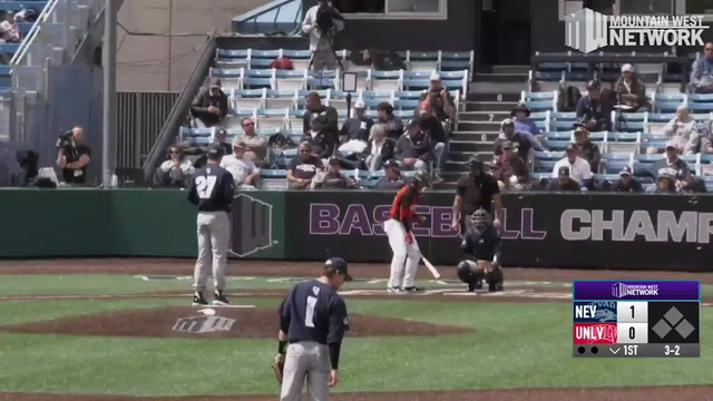 2019 MW Baseball Sights and Sounds: Nevada vs. UNLV