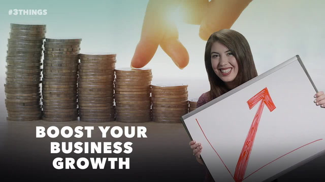 3 Tips for Hitting Your Growth Goals This Year (60-Second Video)