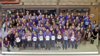 Team Kovash Moorhead schools show support for superintendent battling cancer