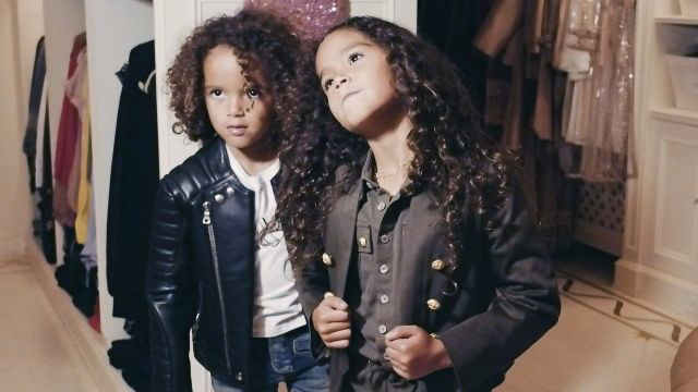 Dem Babies: How Roc & Roe Cannon Bring the Bling Like Mom Mariah Carey
