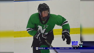 Davies defenseman Kleven commits to UND