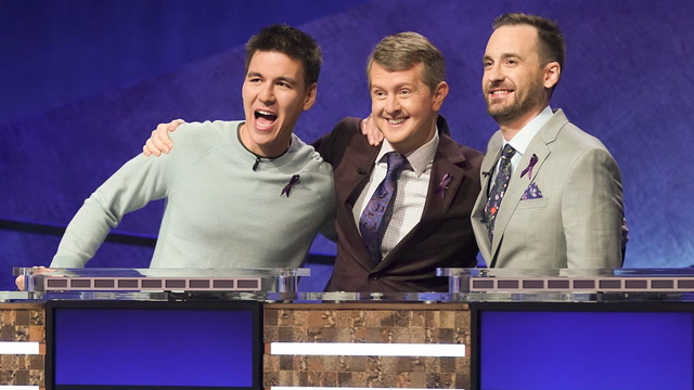 Meet the contestants competing in 'Jeopardy! The Greatest of All Time'