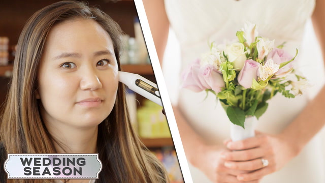 I Tried To Get Perfect Skin For My Wedding
