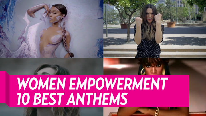 10 of the Greatest Women Empowerment Anthems to Keep on Repeat