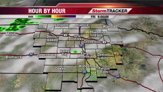 StormTRACKER Weather Webcast Thursday Overnight