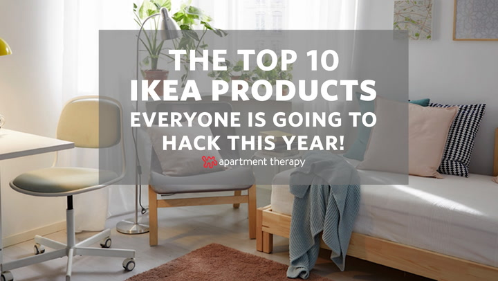 The Top 10 IKEA Products Everyone Is Going To Hack This Year