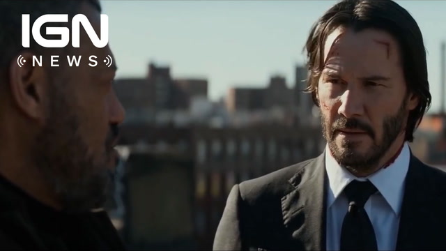 New Image from John Wick 3 Released - IGN News