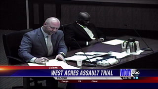 Jurors learned why Sahel is a suspect in West Acres Assault