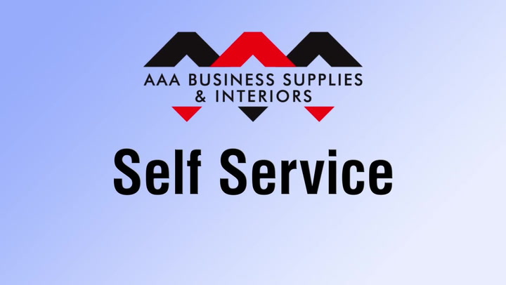 Self-Service at shop.AAAsolutions.com