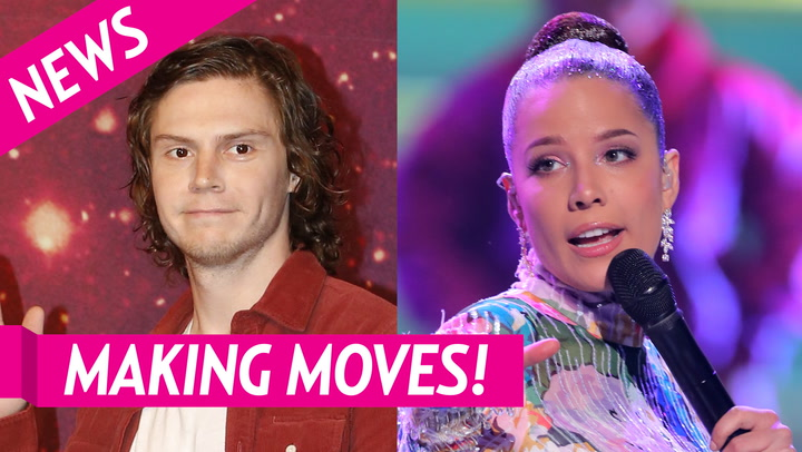 Making Moves! Halsey and Evan Peters Are Living Together