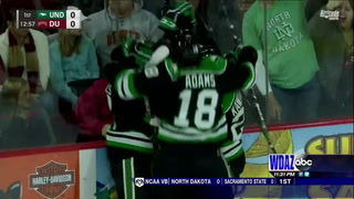 The quick rundown: Denver 4, UND 1
