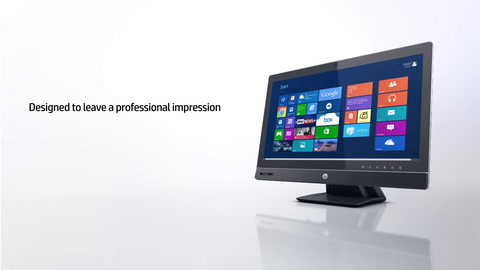 HP EliteOne 800 Touch AiO