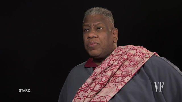 André Leon Talley on Fashion, Kimye and Melania Trump