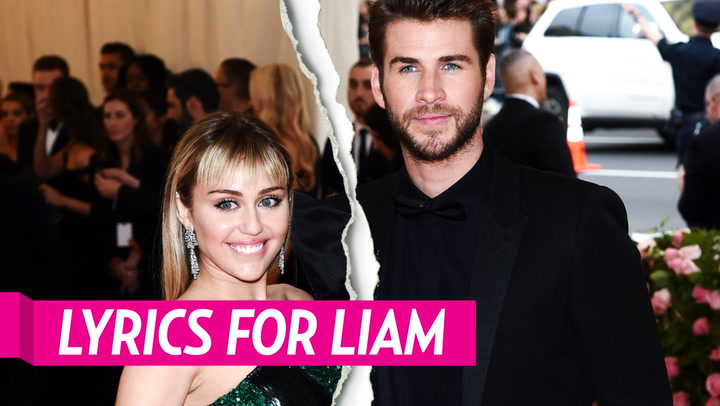 Every Time Miley Cyrus Seemingly Referenced Liam Hemsworth in a Lyric
