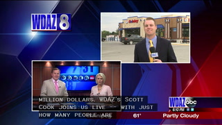Locals getting excited about Powerball craze