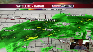 Rain Continues Today