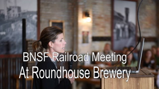 Brainerd Railroad Meeting