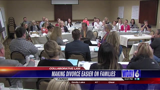 Lawyers in the region get training to make divorce in families easier to manage